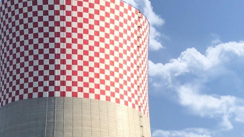 Elektrownia Nowe Jaworzno – budynek stacji uzdatniania wody, Jaworzno